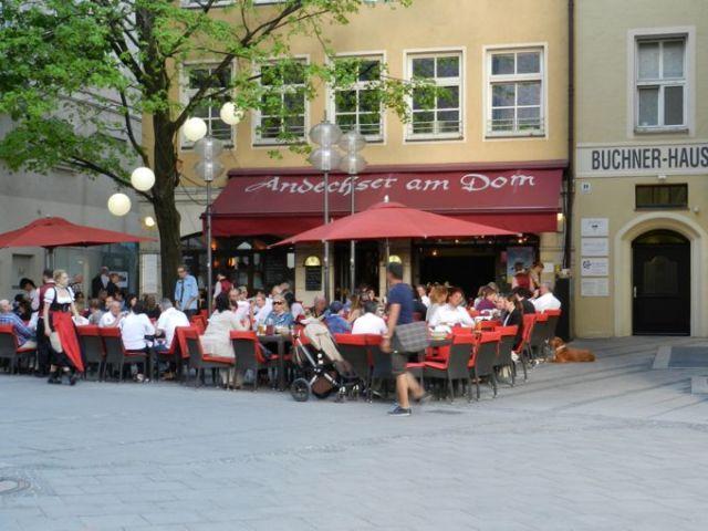 Café in Munich