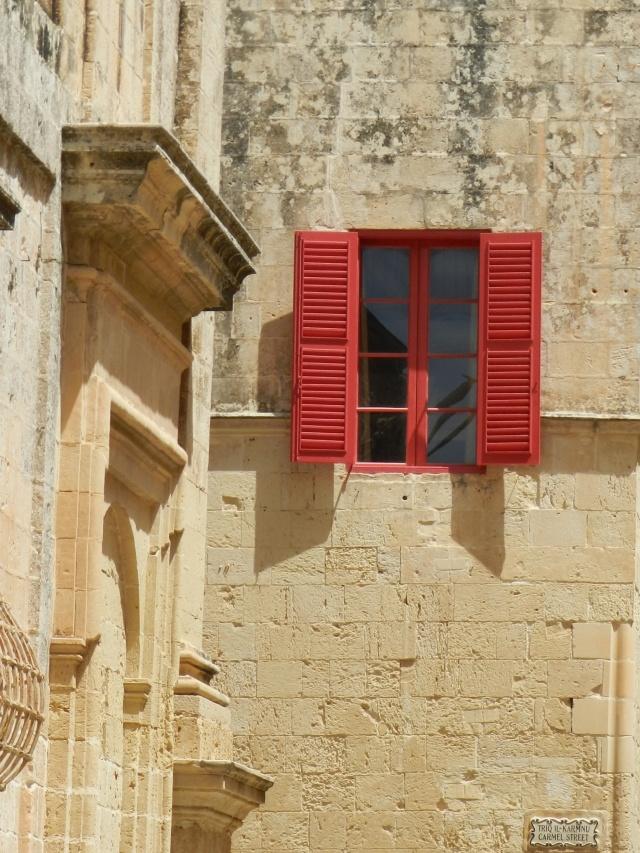 A splash of colour in Malta