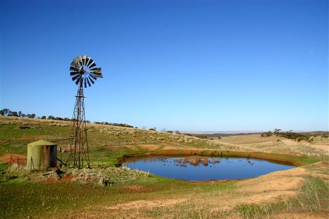 Outback Australia, Oz, Windmill, water, Travel, Australia