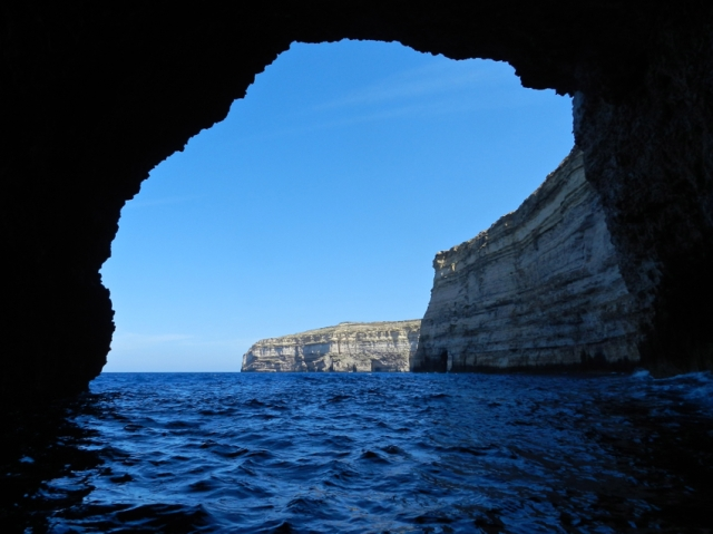 Azure Window, Gozo, Mediterranean Sea Malta, Travel, Europe,