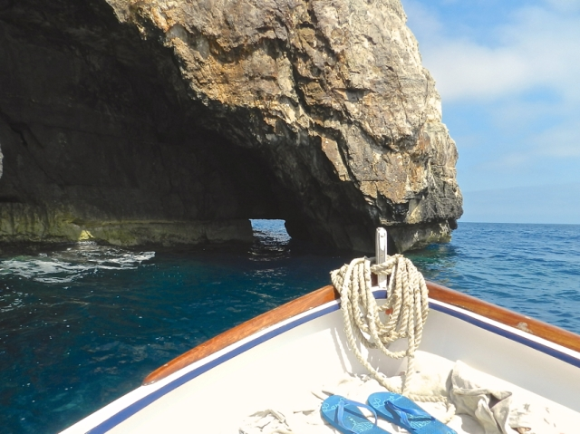 The Blue Grotto, Żurrieq, Malta