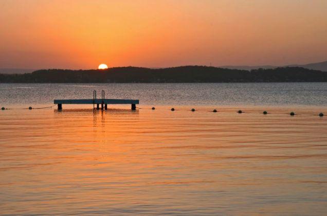 Sunset at Lake Macquarie, NSW