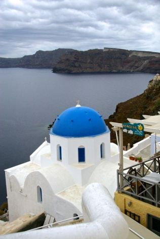 Santorini, Greek Island, Greece, Europe