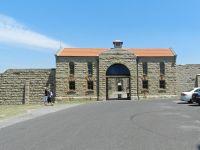 Trial Bay Gaol Entrance, Jail, Prison, South West Rocks