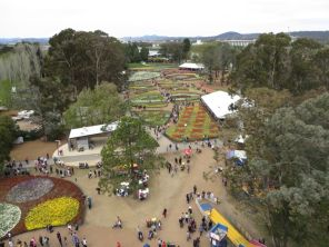 View from the top 1, Floriade