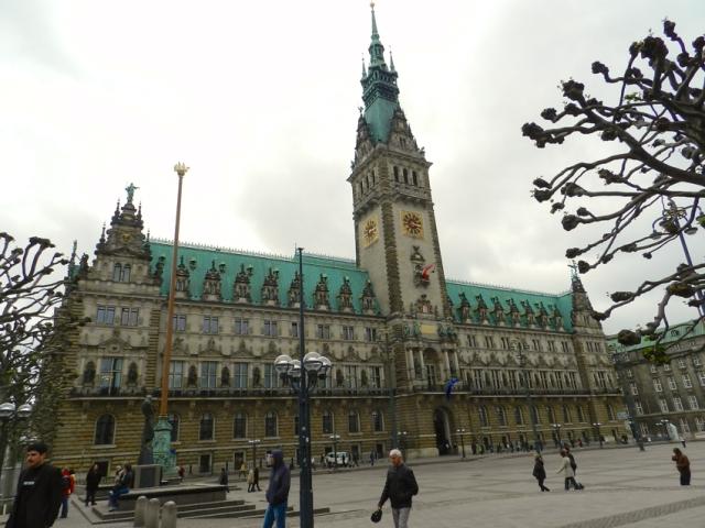 The Rathaus Exterior