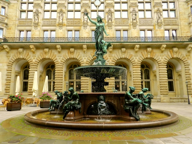Full Hygieia Fountain