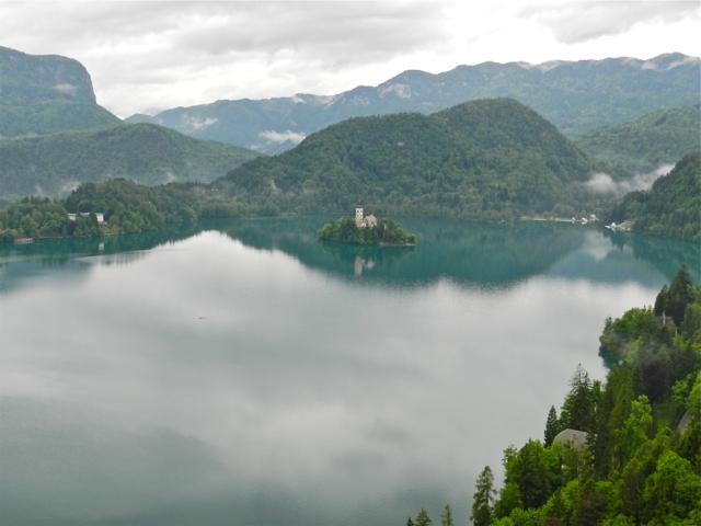 Lake Bled & Bled Island