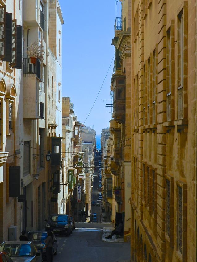 Dessrted Valletta