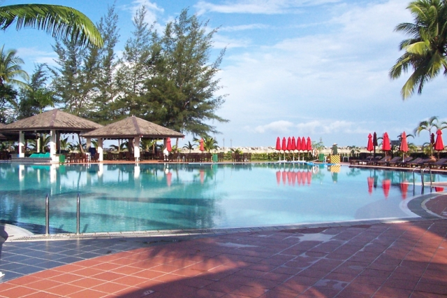 Marriott Hotel, Borneo