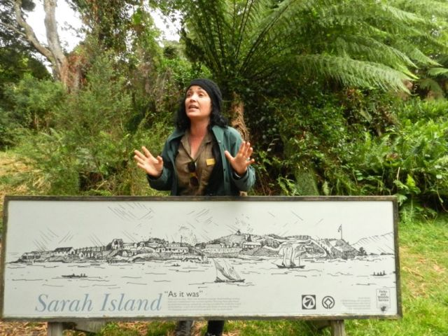 Sarah Island Guide