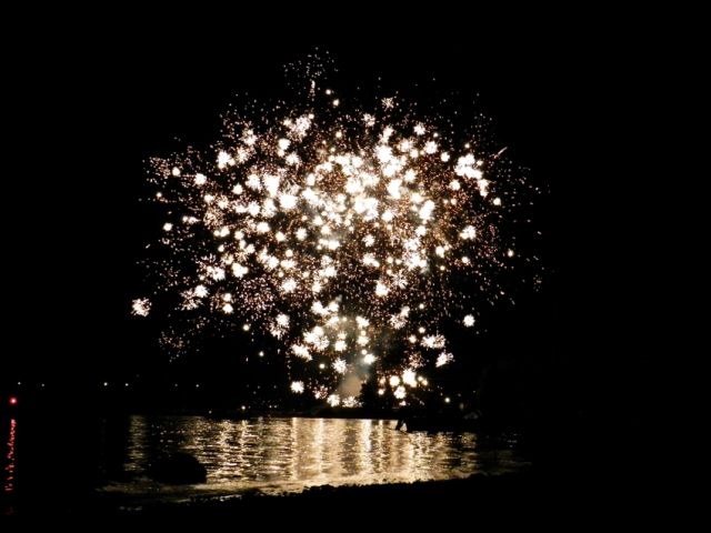 Fireworks 1 - Starburst!