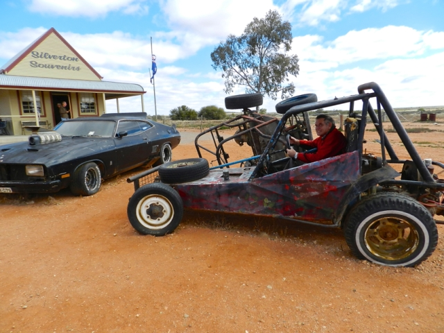 Relics from the past, Mad Max cars