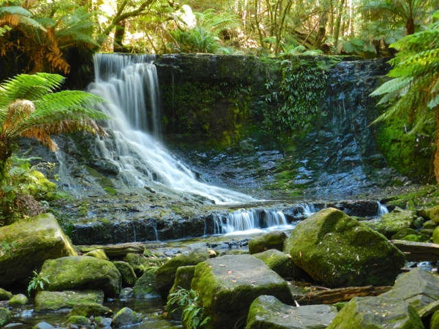 Horseshoe Falls, Mount Field National Park, Tasmania