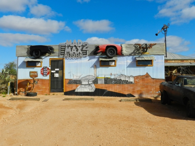 Mad Max Museum, Silverton, NSW