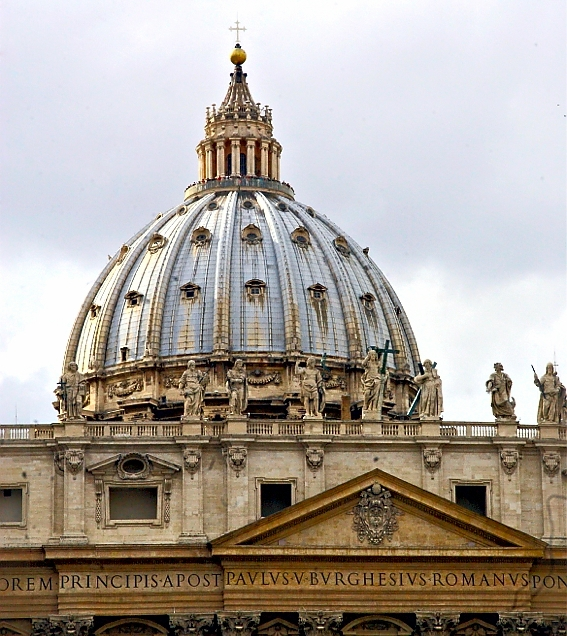 St Peter's Basilica, Rome