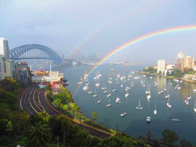 Milsons Point, Sydney, Lavender Bay