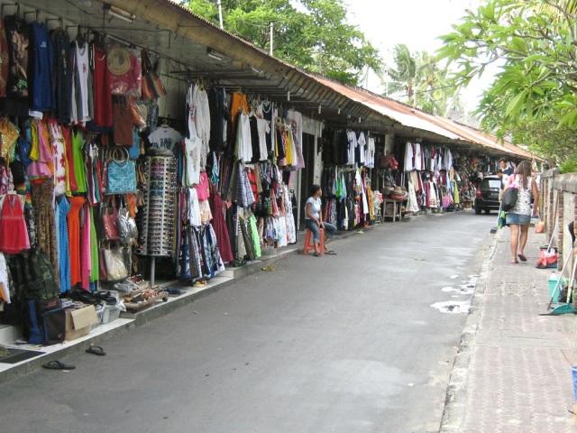 Poppy Lane, Bali, Indonesia