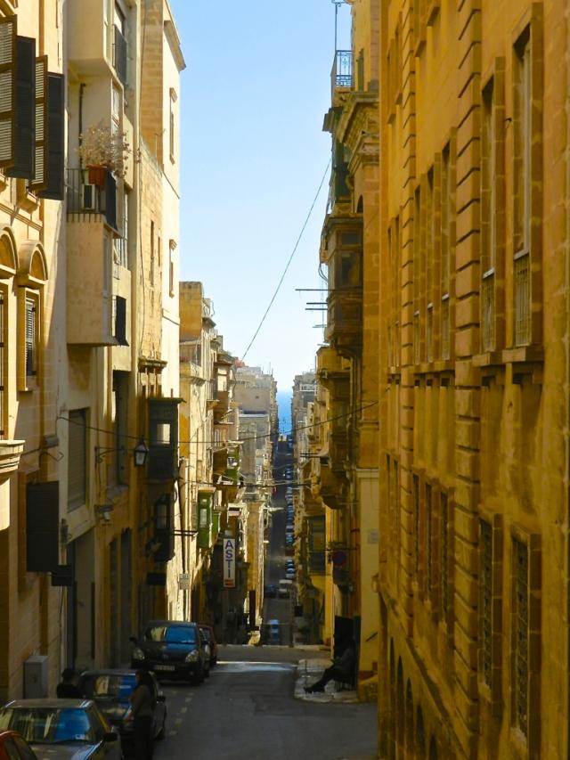 Malta Descent
