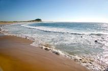 Newcastle Nobbys Beach, NSW Australia