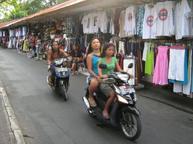 Poppys Lane 2, Kuta, Bali, Indonesia
