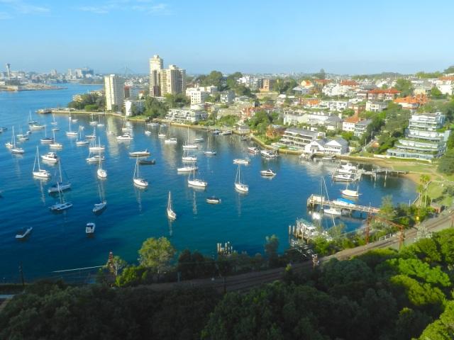 Lavender Bay, Sydney Harbour, NSW, Australia