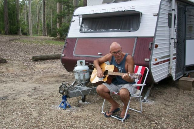 Morning Serenade by Ralph at Bodalla Forest Park
