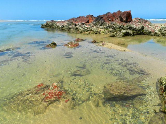 Red Rock Beach 1