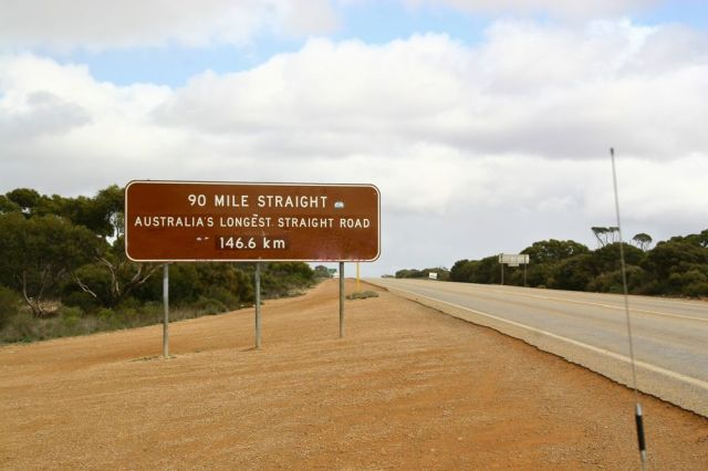 90 Miles Straight