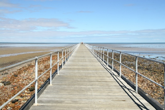 Port Germain Jetty - 1,676m long
