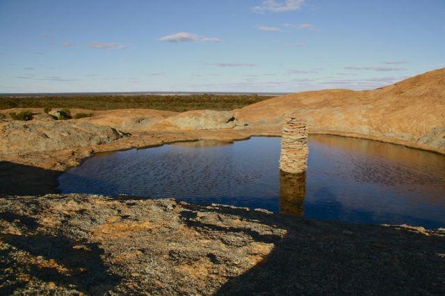 McDermid Rock, west of Norseman, WA