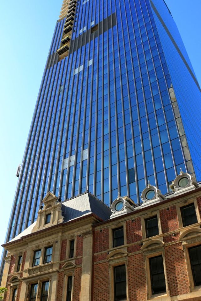 Perth's Old n New