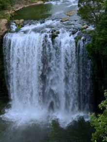 Dangar Falls, Waterfall Way, NSW