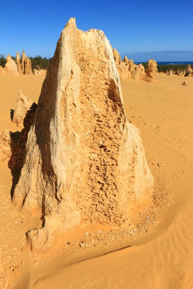 A Crumbling Pinnacles