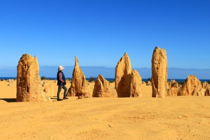 The Pinnacles & Me