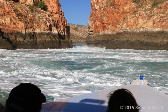 Horizontal Waterfalls, (4 of 10) August 2015