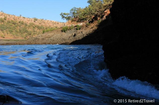 Horizontal Waterfalls, (6 of 10) August 2015