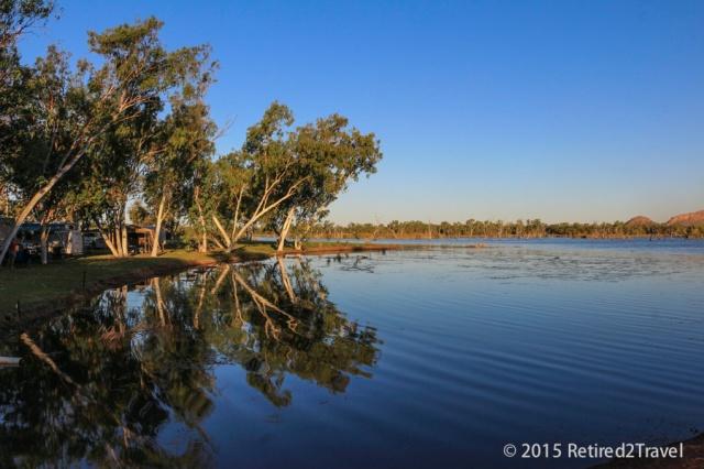 Lake Kununurra, (3 of 5) August 2015
