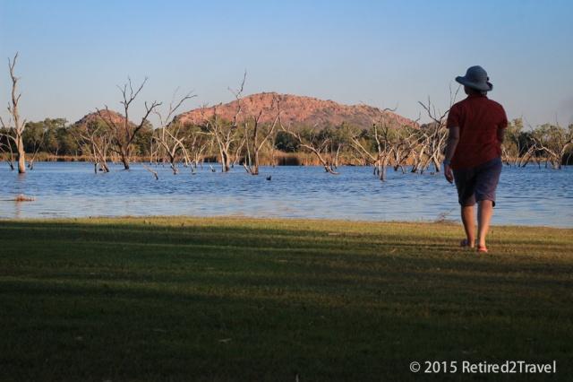 Lake Kununurra, (4 of 5) August 2015