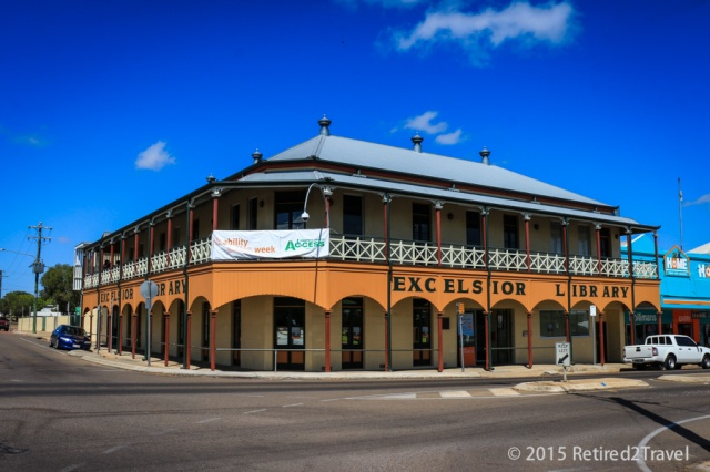 Charters Towers, (7 of 14) September 2015