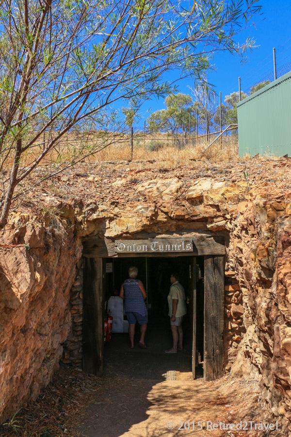 Underground Hosptial, (1 of 7) September 2015