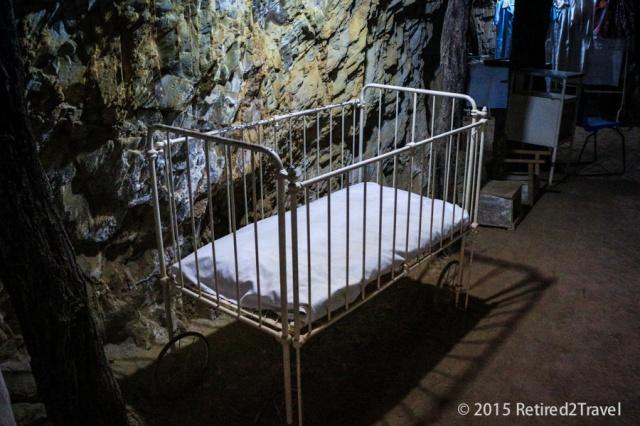 Underground Hosptial, (2 of 7) September 2015