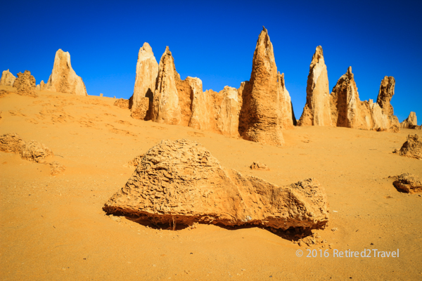 The Pinnacles, (2 of 2) May 2015