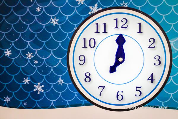 WPC- Clock
